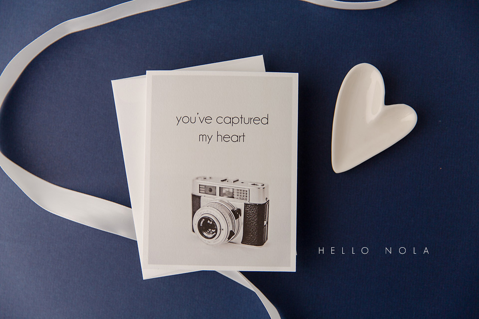 Photography Themed Greeting Cards Southern Illinois Stationery
